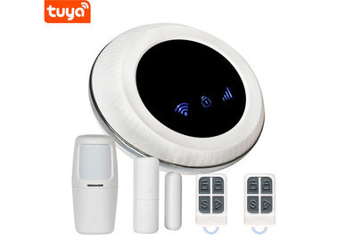 Smart Home Wireless Alarm System WIFI GSM 433 Mhz With Android / IOS Mobile APP